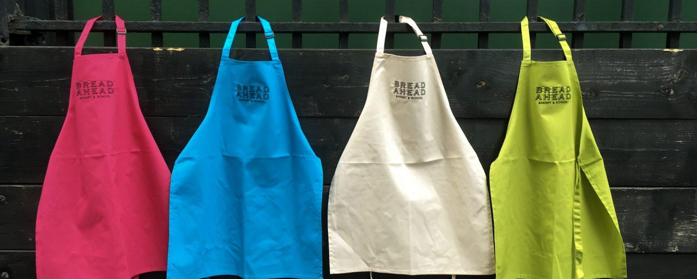 bread ahead apron