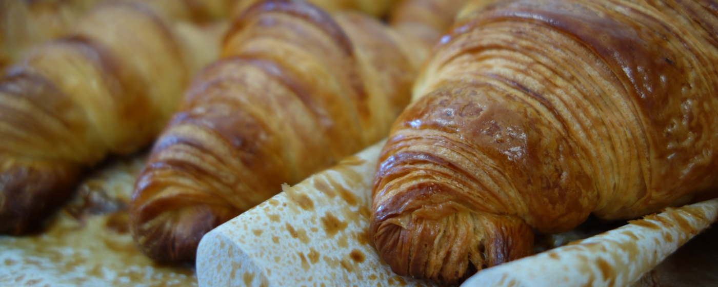 Layers. The Croissant Workshop