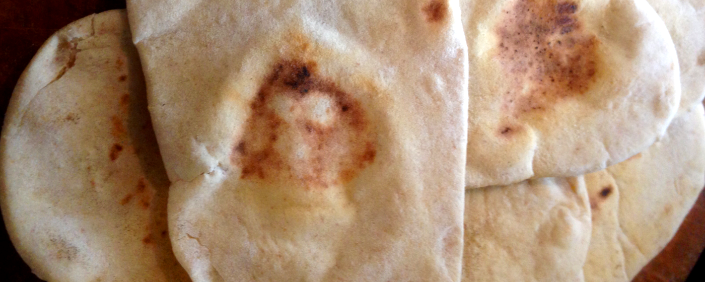 Bread Ahead Pitta Bread