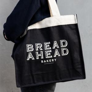 bread ahead tote bag