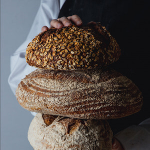 Bakers series. A 4 week baking course