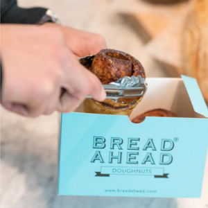 Bread Ahead bakery Hampstead