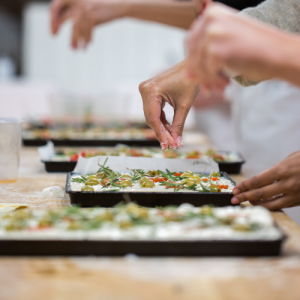 Baking course at bread ahead