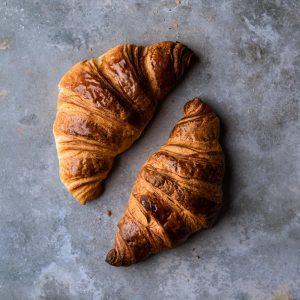 Two Bread Ahead croissants