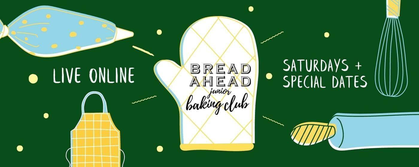 Junior baking classes & workshops