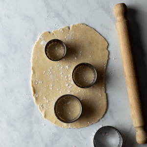 sweet and shortcrust pastry